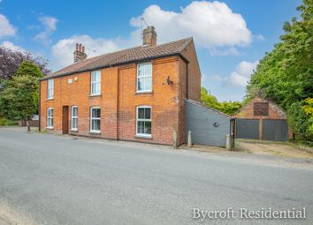 Thumbnail 3 bed semi-detached house for sale in North Road, Ormesby, Great Yarmouth