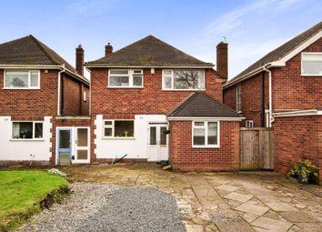 Thumbnail 3 bedroom detached house for sale in Queslett Road, Great Barr, Birmingham