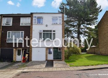 Thumbnail 4 bedroom terraced house to rent in Morley Grove, Harlow