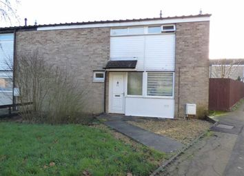 Thumbnail 3 bed end terrace house for sale in Nene Walk, Daventry