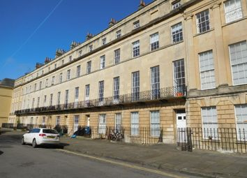 Thumbnail 1 bedroom flat to rent in Nelson Place West, Bath