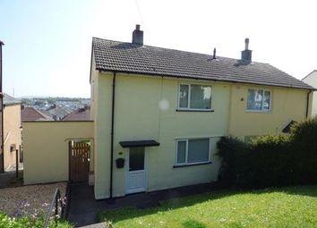 Thumbnail 2 bedroom end terrace house for sale in Plymouth, Devon