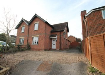 Thumbnail 3 bed semi-detached house for sale in Barkham Road, Wokingham
