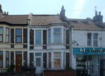 Thumbnail 1 bedroom flat for sale in Whitehall Road, Redfield, Bristol