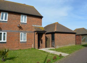 Thumbnail 2 bedroom end terrace house for sale in 69 Weymouth Close, Clacton-On-Sea, Essex