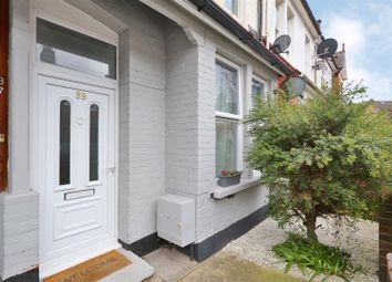 Thumbnail 2 bed flat for sale in Heysham Road, London