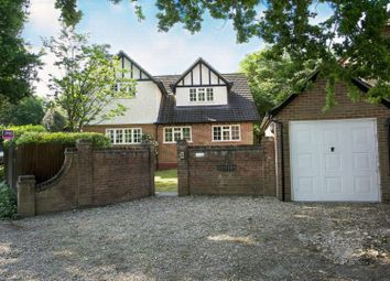 Thumbnail 4 bed detached house for sale in Curley Hill Road, Lightwater