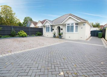 Thumbnail 2 bed detached bungalow for sale in Botley Road, Southampton