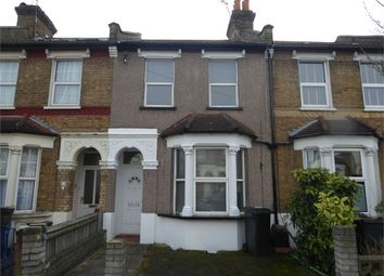 Thumbnail 2 bed terraced house for sale in Rothesay Road, London