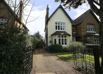 Thumbnail 4 bed semi-detached house for sale in The Avenue, Datchet, Berkshire