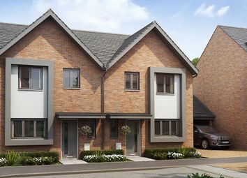 "Thumbnail 3 bedroom end terrace house for sale in ""The Chester"" at Minster On Sea"