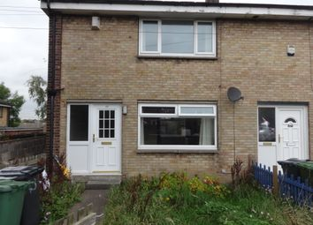 Thumbnail 2 bed terraced house to rent in Bunkers Lane, Batley
