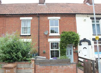 Thumbnail 2 bed terraced house to rent in Nelson Street, Norwich