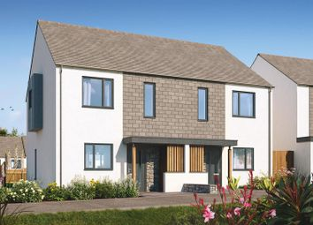 Thumbnail 2 bed end terrace house for sale in Halwyn Road, Crantock, Newquay
