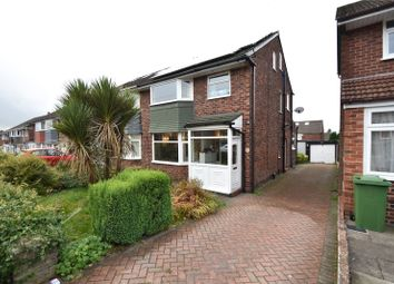Thumbnail 4 bed semi-detached house for sale in Cuckoo Lane, Whitefield, Manchester, Greater Manchester