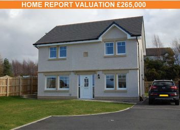 Thumbnail 4 bed detached house for sale in Kincraig Drive, Inverness