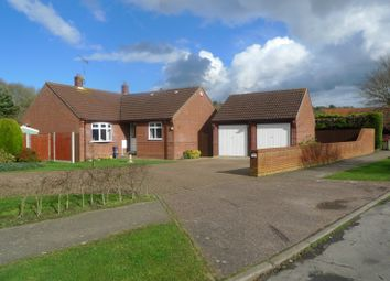 Thumbnail 4 bedroom detached bungalow for sale in Main Road, North Burlingham