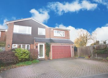 Thumbnail 4 bed detached house for sale in Micklehill Drive, Shirley, Solihull