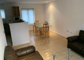 Thumbnail 2 bed flat to rent in Jackson Crescent, Manchester, Lancashire