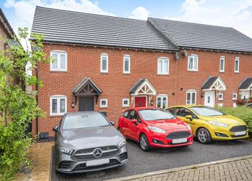 Thumbnail 2 bed terraced house for sale in Swan Mews, Didcot