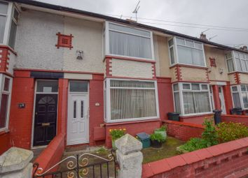 Thumbnail 3 bed terraced house for sale in Exeter Road, Ellesmere Port