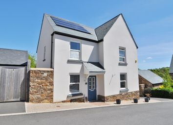 Thumbnail 4 bed detached house for sale in Pinwill Crescent, Ermington, Devon