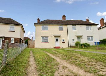 Thumbnail 2 bedroom semi-detached house for sale in Hawke Road, Ipswich