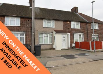 Thumbnail 3 bed terraced house to rent in Basedale Road, Dagenham