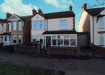Thumbnail 4 bed detached house for sale in Harrowden Road, Bedford