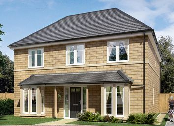 "Thumbnail 4 bed detached house for sale in ""The Pendlebury "" at Bar Lane, Wakefield"