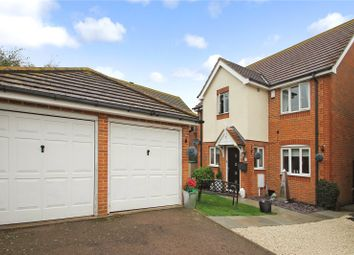 Thumbnail 4 bed detached house for sale in Mackintosh Close, High Halstow, Kent
