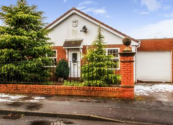 Thumbnail 3 bed detached bungalow for sale in East Pastures, Ashington, Northumberland