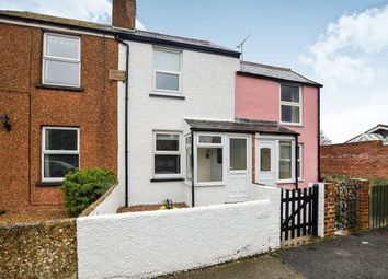 Thumbnail 2 bed terraced house to rent in Manor Road, Deal