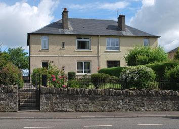 Thumbnail 2 bed flat for sale in Zetland Terrace, Polmont