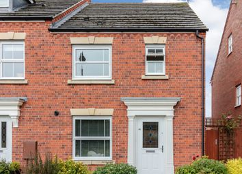 Thumbnail 3 bed terraced house for sale in Wellesbourne Road, Warwick, Warwickshire
