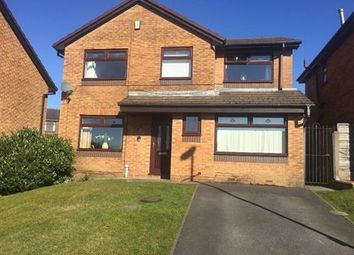 Thumbnail 4 bed detached house for sale in Highfield Drive, Royton