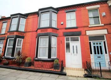 Thumbnail 3 bed terraced house for sale in Sandhurst Street, Aigburth, Liverpool, Merseyside