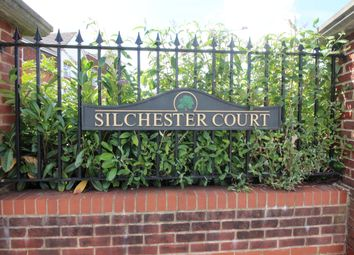Thumbnail 2 bed flat for sale in Silchester Court 598-604 London Road, Ashford, Ashford