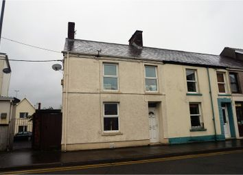 Thumbnail 4 bed terraced house for sale in Wind Street, Ammanford