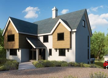 Thumbnail 6 bed detached house for sale in Station New Road, Brundall, Norwich