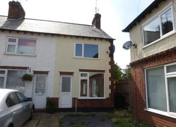 Thumbnail 2 bedroom town house to rent in Arnold Avenue, Wigston