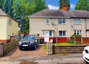 Thumbnail 3 bed semi-detached house for sale in Woodsbank Terrace, Wednesbury, West Midlands