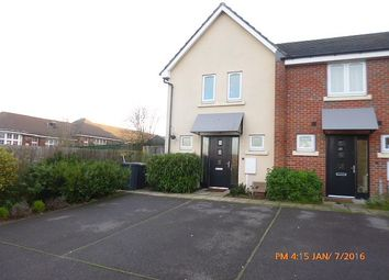 Thumbnail 3 bedroom property to rent in Alderman Close, Off Central Avenue, Beeston