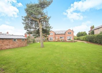 Thumbnail 4 bed detached house for sale in Fingerpost Lane, Norley, Frodsham, Cheshire