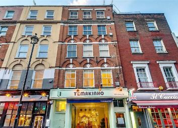 Thumbnail 1 bedroom flat for sale in Old Compton Street, London
