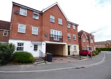 Thumbnail 4 bed town house for sale in Honeysuckle Gardens, Andover
