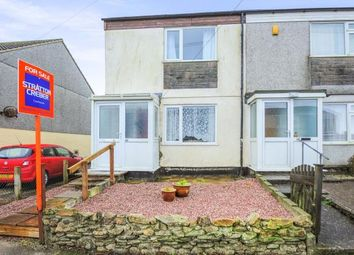 Thumbnail 2 bed end terrace house for sale in Four Lanes, Redruth, Cornwall