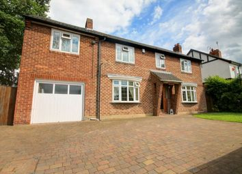 Thumbnail 5 bed detached house for sale in Durham Road, Chester Le Street