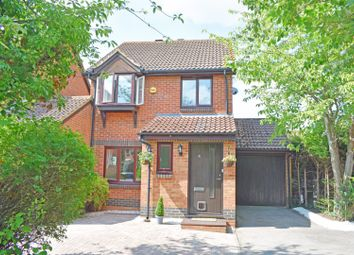 Thumbnail 3 bed link-detached house for sale in Shetland Close, Guildford