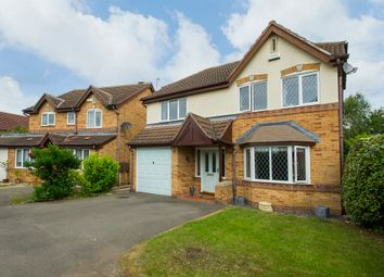 Thumbnail 4 bedroom detached house for sale in Woods Meadow, Elvaston, Thulston, Derby
